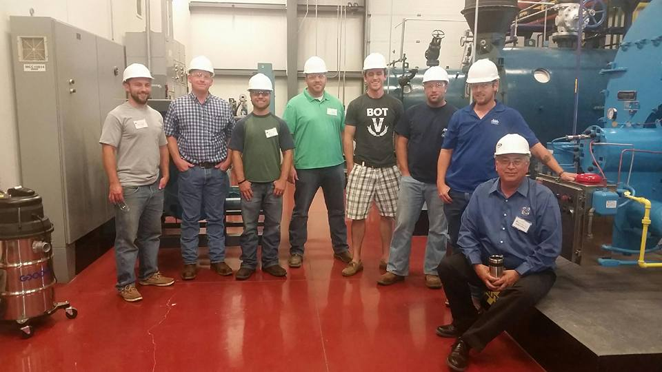 Garden City Ammonia Program: GCAP Boiler Division, Boiler Operator Training, Boiler License and Boiler Certification with Hands-On Training