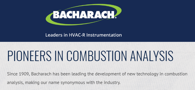 Bacharach Boiler Scholarships for Training