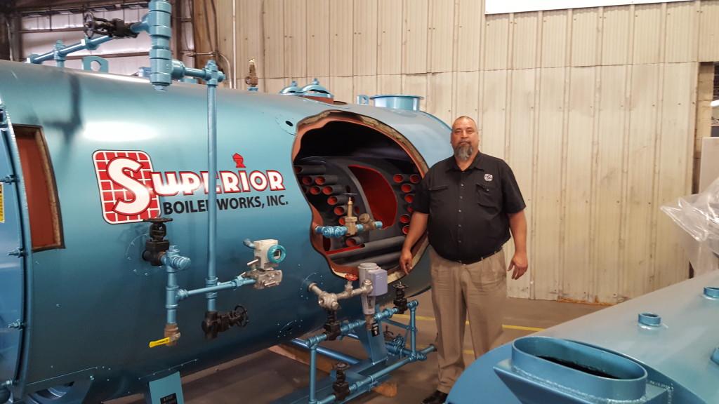 GCAP Tours Superior | Garden City Ammonia Program: GCAP Boiler ...